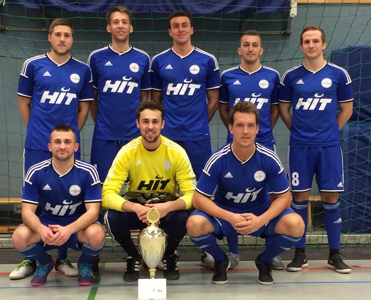 SG Andernach & BC Ahrweiler II gewinnen 29.Pellenz Super Cup