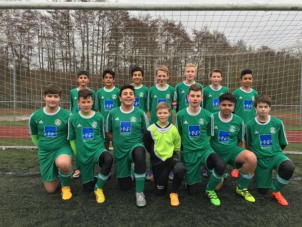 C2 FC Plaidt: Tabellenführung übernommen