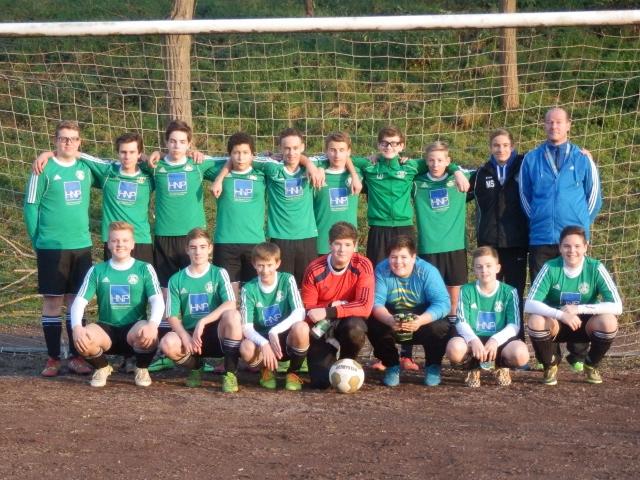 U15 FC Plaidt