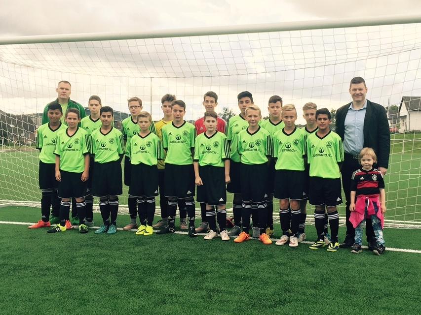 C-Jugend 2015-2016