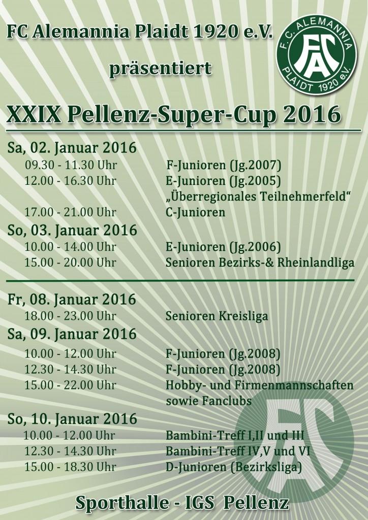 2016 Pellenz Super Cup_Plakat_web
