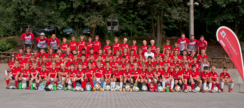 1. FC Köln Fußballschule kommt nach Plaidt