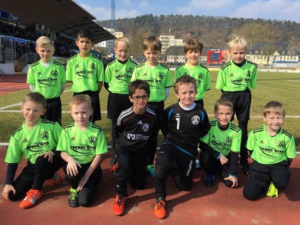 Mrz 2016 Trier gegen Homburg